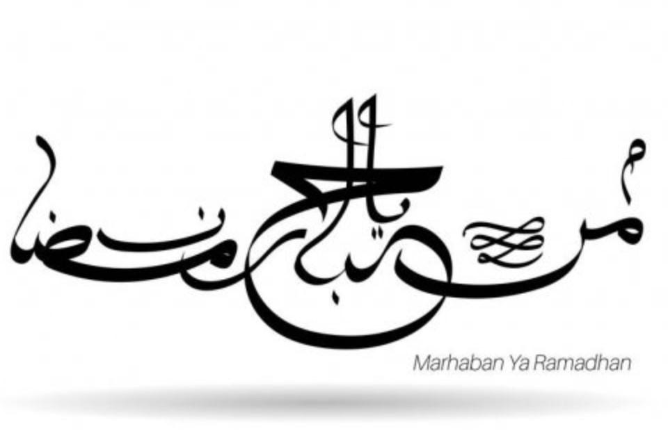 Tulisan Marhaban Ya Ramadhan Arab Dan Artinya Yang Benar Mamikos Info